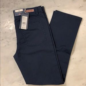 Vineyard Vines Boys Canvas 5 Pocket Pant Navy Blue